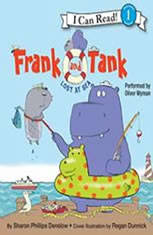 Frank and Tank: Lost at Sea - Audiobook Download