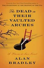 The Dead in Their Vaulted Arches: A Flavia de Luce Novel - Audiobook Download