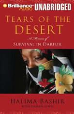 Tears of the Desert: A Memoir of Survival in Darfur - Audiobook Download