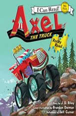 Axel the Truck: Rocky Road - Audiobook Download