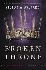 Broken Throne: A Red Queen Collection - Audiobook Download