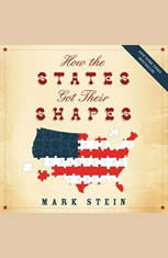 How the States Got Their Shapes - Audiobook Download