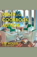 Death of a Cookbook Author - Audiobook Download