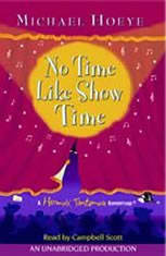 No Time Like Show Time: A Hermux Tantamoq Adventure - Audiobook Download