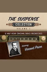 The Suspense Collection 1 - Audiobook Download