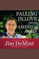 Falling in Love with America Again - Audiobook Download