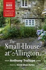 The Small House at Allington - Audiobook Download