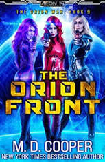 The Orion Front - Audiobook Download