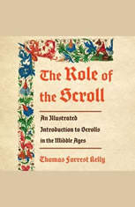 The Role of the Scroll: An Illustrated Introduction to Scrolls in the Middle Ages - Audiobook Download