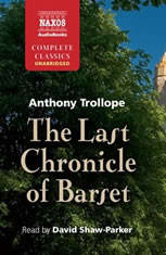 The Last Chronicle of Barset - Audiobook Download