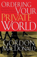 Ordering Your Private World - Audiobook Download