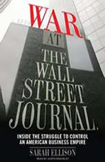 War at the Wall Street Journal: Inside the Struggle to Control an American Business Empire - Audiobook Download