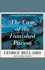 The Case of the Famished Parson - Audiobook Download