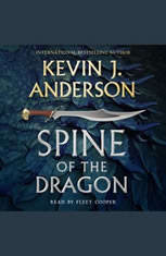 Spine of the Dragon: Wake the Dragon #1 - Audiobook Download