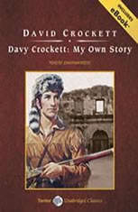 Davy Crockett: My Own Story - Audiobook Download