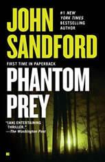 Phantom Prey - Audiobook Download