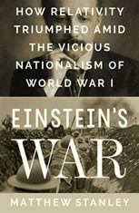 Einsteins War: How Relativity Triumphed Amid the Vicious Nationalism of World War I - Audiobook Download