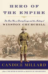 Hero of the Empire: The Boer War a Daring Escape and the Making of Winston Churchill - Audiobook Download