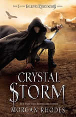Crystal Storm: A Falling Kingdoms Novel - Audiobook Download