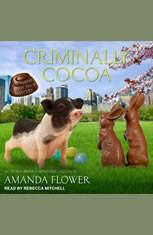 Criminally Cocoa - Audiobook Download