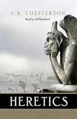 Heretics - Audiobook Download