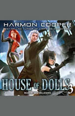 House of Dolls 3 - Audiobook Download