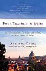 Four Seasons in Rome: On Twins Insomnia and the Biggest Funeral in the History of the World - Audiobook Download