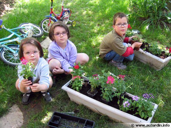 composer de jolies jardinieres
