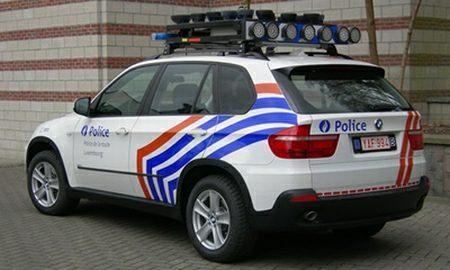 BMW X5 politie