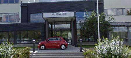 Fiat 500 @ Volkswagen Sverige