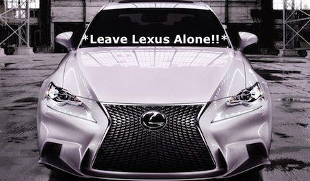 Lexus = AngrySad