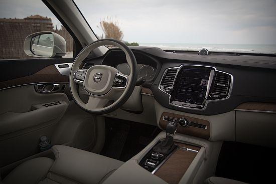 Volvo XC90 Rijtest En Video Autoblognl