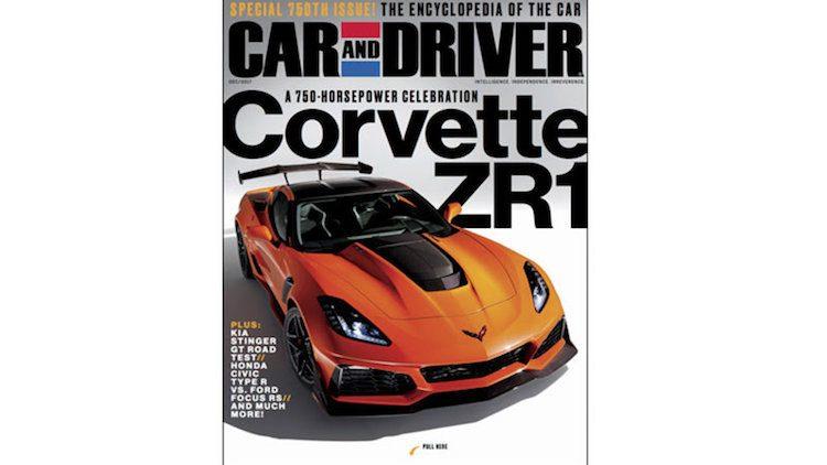 Shock the muscle nieuwe Corvette ZR1 krijgt 750 pk