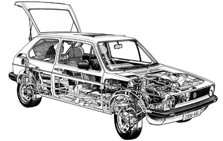 9 hoogtepunten uit de geschiedenis van de Volkswagen Golf