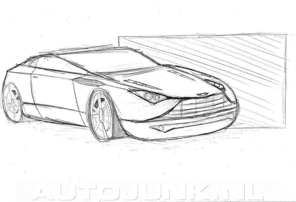 Aston Martin schetsen foto's » Autojunk.nl (799)