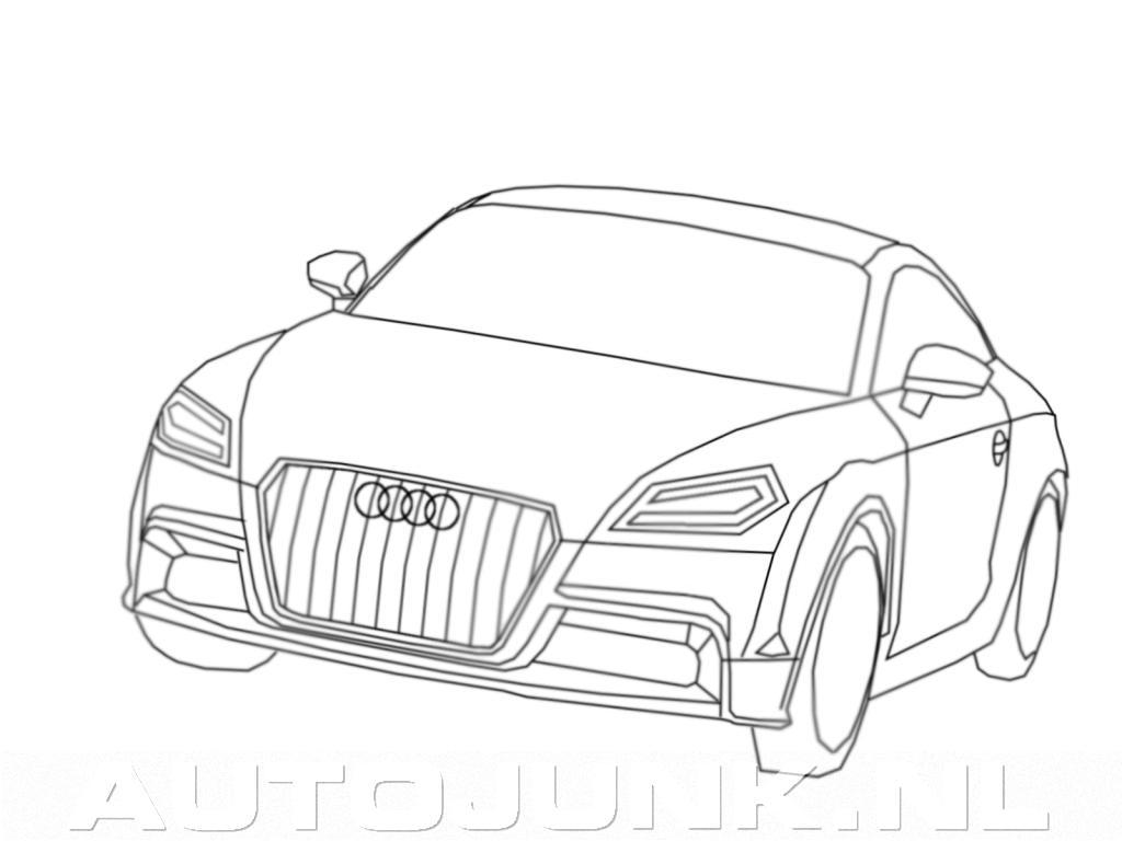 Audi TT facelift foto's » Autojunk.nl (18094)