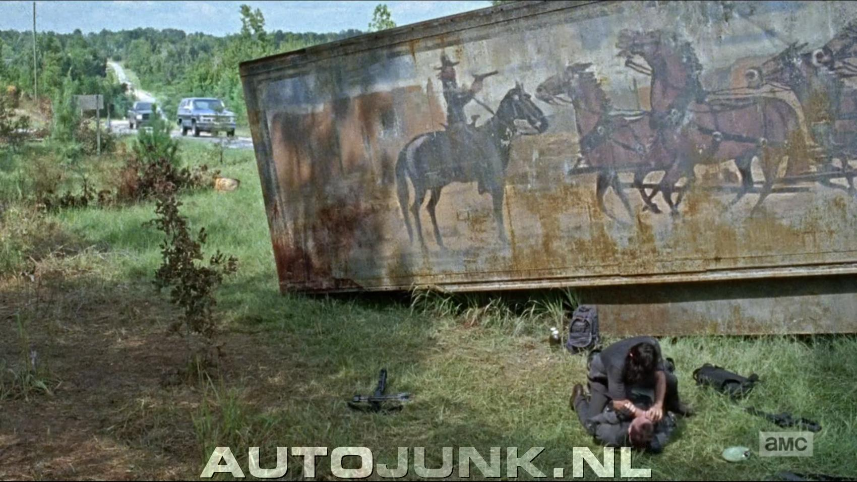 Trailer And Walking Smokey Dead Bandit