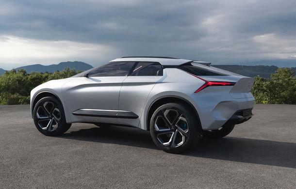 Mitsubishi E Evolution Concept Prototipul Prefaeaz