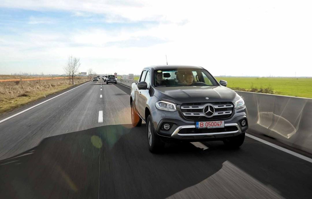 Mercedes-Benz Clasa X