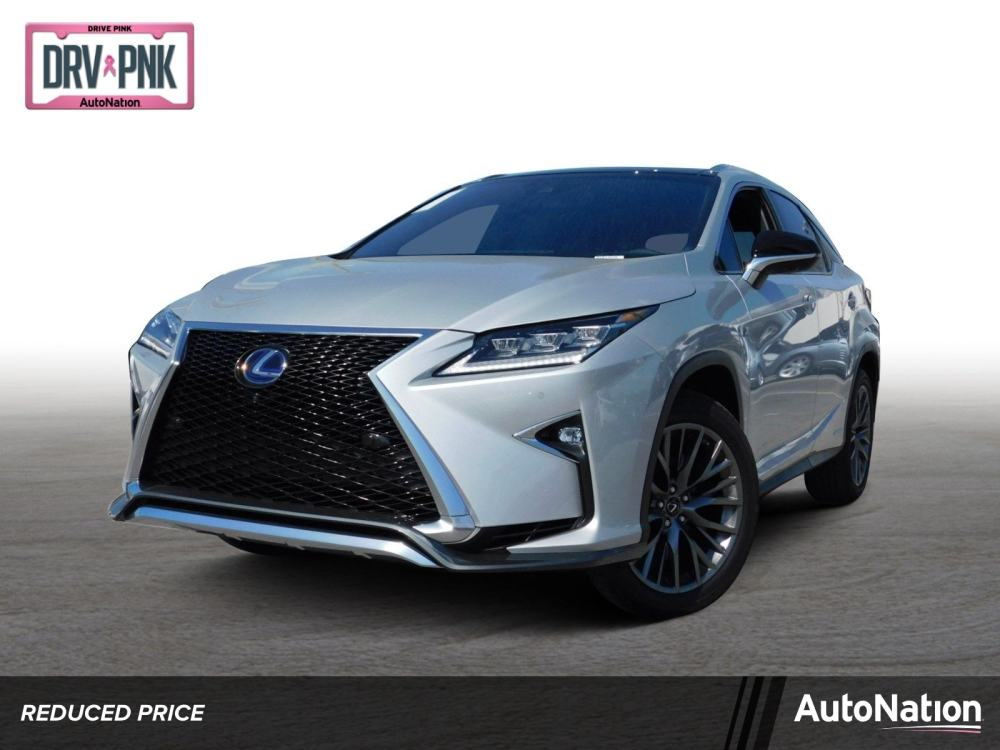 medium resolution of 2019 lexus rx rx 450h f sport awd