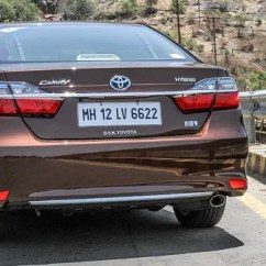 All New Camry Hybrid Review Spek Grand Avanza 2016 Toyota Autox In India