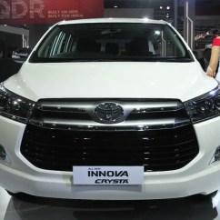 All New Kijang Innova Crysta Harga Venturer Toyota Photos Image Gallery Autox Photo