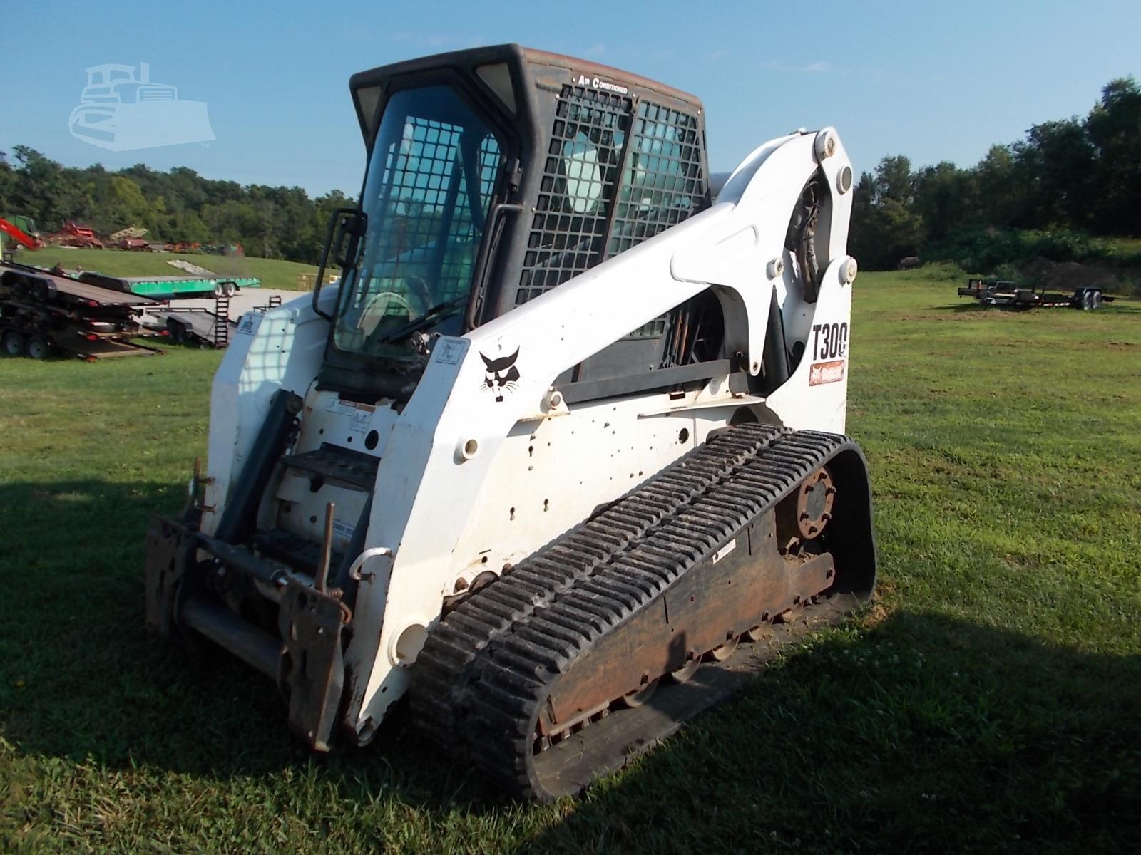 T300 Bobcat Heavy Sale In Ohio