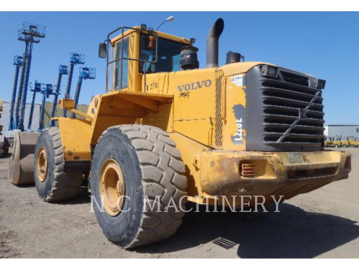 VOLVO L220E 2001 sale in United States #931767