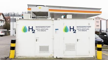 Schweiz: Für Wasserstoff-Tankstellen nehmen die Bauauflagen zu