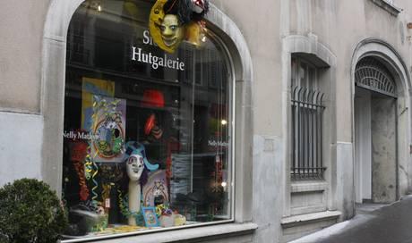 11 FasnachtsSchaufenster wurden extraprmiert  Solothurn Stadt  Solothurn  Solothurner Zeitung