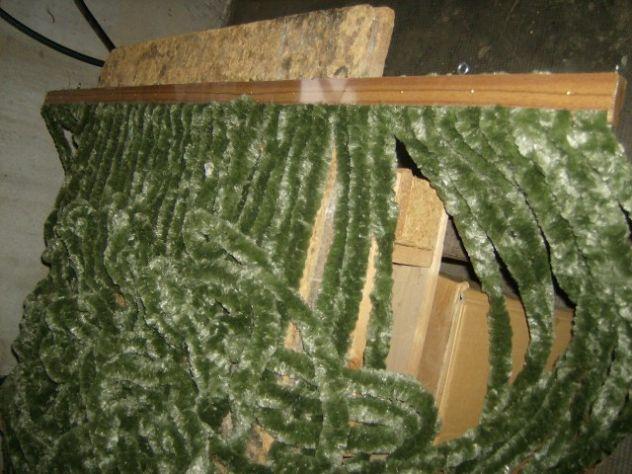 Tende ciniglia antimosche separatrice per casa roulotte
