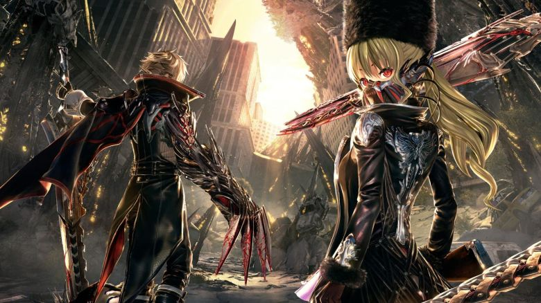 Featured image on Code Vein's Official Website.