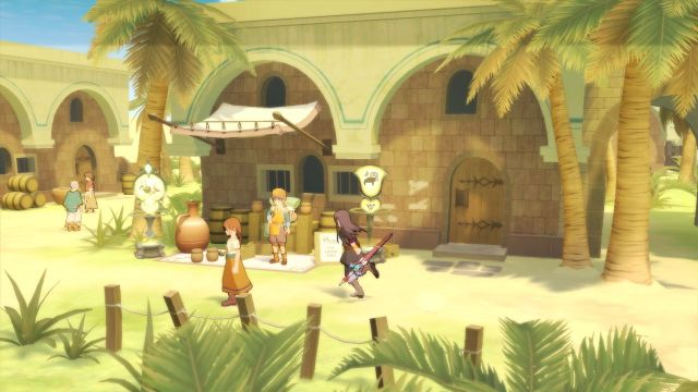 Tales of Vesperia: Definitive Edition Update 1.2 | BANDAI NAMCO  Entertainment Europe