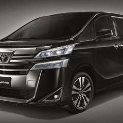 All New Vellfire 2018 Alphard Facelift Toyota Facelifts And For Bangkok Post Auto Is The Nissan Elgrand However Thai Office Has Never Sold Its Full Size Mpv In Country With Only A Small Interest